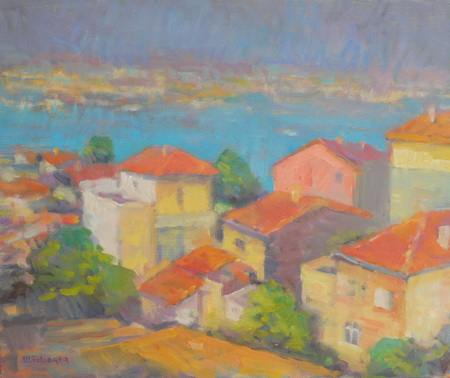 1146 Cartierul Fener, Istanbul 46x55 up 2010