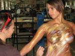 Mirela TRAISTARU - Body painting 10