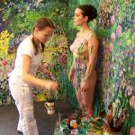 Mirela TRAISTARU - Body painting 12