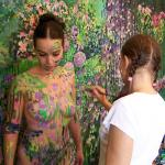 Mirela TRAISTARU - Body painting 13