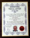 TEODOR RADUCAN - Premiul International VISUAL ART 2004